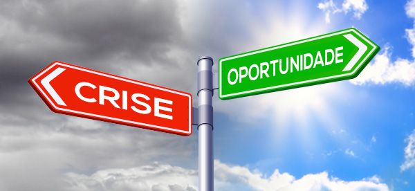 Crise e a Oportunidade Para o Empreendedorismo